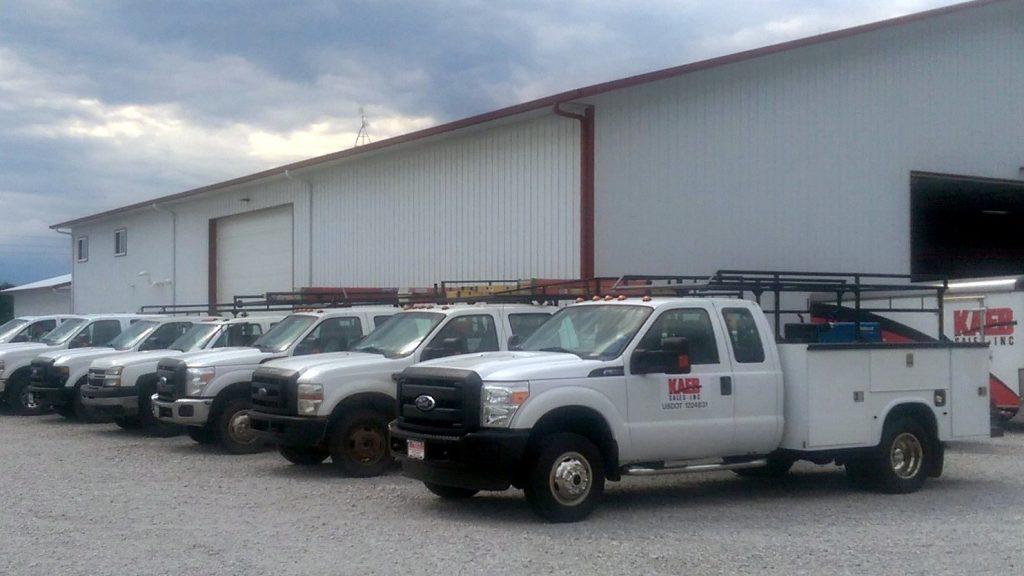 service trucks 1